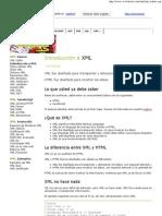 Introducción XML - ¿Qué es ..