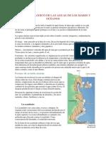 informe - Proceso Geológico de Las Aguas de Los Mares y Océanos