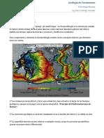V Geología Marina