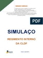 Simulaco Ricldf Dv 1a Edicao