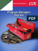 DAU Program Managers Toolkit.pdf