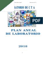 2018 Plan Anual de Trabajo Laboratorio2 Final
