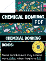 chemical bonding slide show tpt