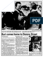 Archives of Burt Reynolds in the Lansing State Journal