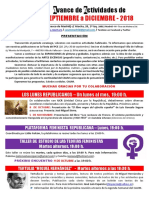 Imprimir Agenda Caum 4t 2018
