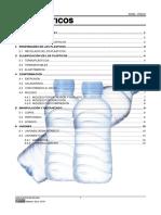 Reciclaje de plásticos (10 páginas)