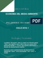Economía Del Medio Ambiente 27-03-2018