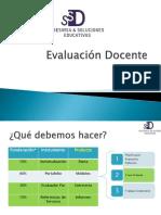 Evaluación Docente 2018-Evaluación 1.pptx