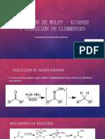 Reducción de Wolff – Kishner y Reducción.pdf