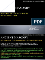 Ancient Masonry
