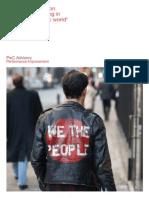 PwC How Advertising Print