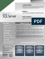 SQL Server 2016 Básico (35 Hrs)Entresemana
