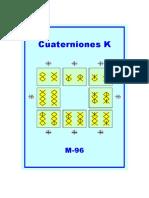 M-96 Cuaterniones K, Manuel Susarte