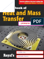 AMIE Heat & Mass Transfer (Lecture Sheets - 01 Introduction to Heat and Mass Transfer)