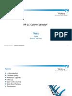 RP LC Column Selection-Ricardo Martinez