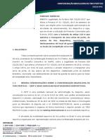 PARECER JURÍDICO - LEGALIDADE DA PORTARIA 028 COLOG 2017 (1)