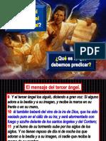Qué Es El Mensaje Del Tercer Ángel.