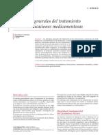 Principios Generales del tratamiento las Intoxicaciones Medicamentosas
