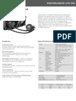 Product Sheet - MasterLiquid Lite 240