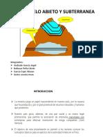 MINERIA CIELO ABIETO Y SUBTERRANEA.pptx