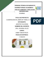 Proyecto Jabon de Tomillo (1)