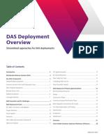 Das Deployment Overview Streamlined Approaches Das Deployments Application Notes En
