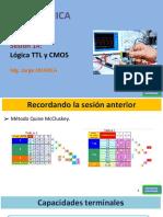 LOGICA TTL Y CMOS