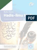 1. ILMU HADIS GURU 10-Edited-26-Januari-2015