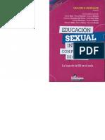 Educación Sexual Integral con perspectiva de género - Graciela Morgade