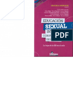 Educación Sexual Integral con perspectiva de género - Graciela Morgade