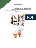 Petroquimica Poliesteres, Poliestireno y Resina