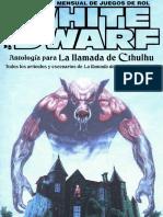 La Llamada de Cthulhu - Antología White Dwarf Por Ángel Contreras y Abdul Alhazred