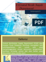 CSSD (Central Sterile Supply Department).ppt