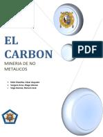 1 EL CARBÓN