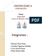 Termodinámica Expo