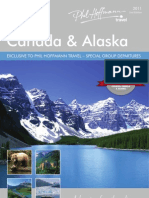 Phil Hoffmann Travel Fully Escorted Group Tours to Canada and Alaska