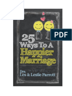 Growthtrac eBook 25 Ways to a Happy Marriage