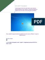 Cambia La Imagen de Inicio de Windows 7