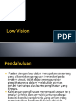 Low Vision Ppt