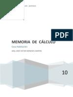 Memoria de Calculo 03