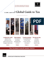 The 2010 Global Guide to Tax