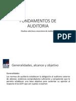 Fundamentos de Auditoria 3u