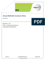 Group Medi Claim