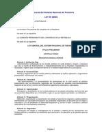 LEY N°28693 (TESORERIA).pdf