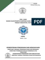 Pembahasan Osn Ipa Smp 2016 (1)