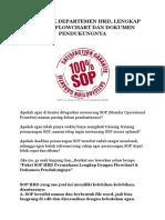 SOP HRD BELI.pdf