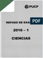 Ceprepucp Repaso 2016-i Ciencias Parte1
