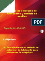 Método Selección Lubricantes.ppt