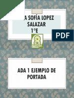 Ejemplo de La Portada