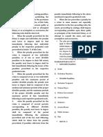 Graduation of Penalties Simplified
